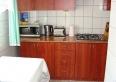 Kuchnia w apartamencie wędkaskim.