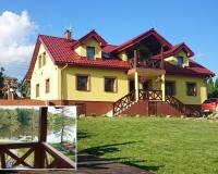 Mazurski Raj - Luksusowa Turystyka to apartament 110m2 na 10 osób