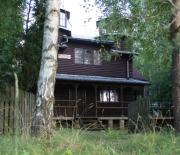 widok domku