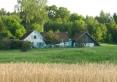 nasze siedlisko od strony łąk