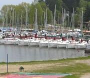 widok portu