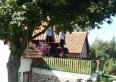 Widok z górnego ogrodu.