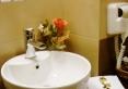 Jedna z nowoczesnych łazienek