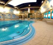 Kompleks basenowy hotelu