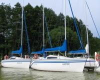 Port Prażmowo CZARTER JACHTÓW