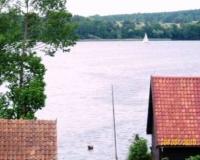 Domek Pionat Ryn Rybical Mazury jezioro noclegi