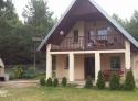 Mazury, dom  letniskowy Jerutki, 10-osobowy z sauną