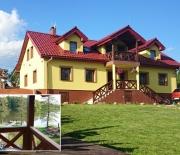 Dom z dwoma apartamentami Mazurski Raj