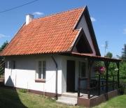 Domek murowany 6 osobowy