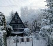 domek Wojtek zimą